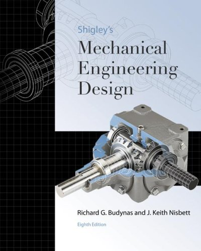 Shigley S Mechanical Engineering Design Mgh242